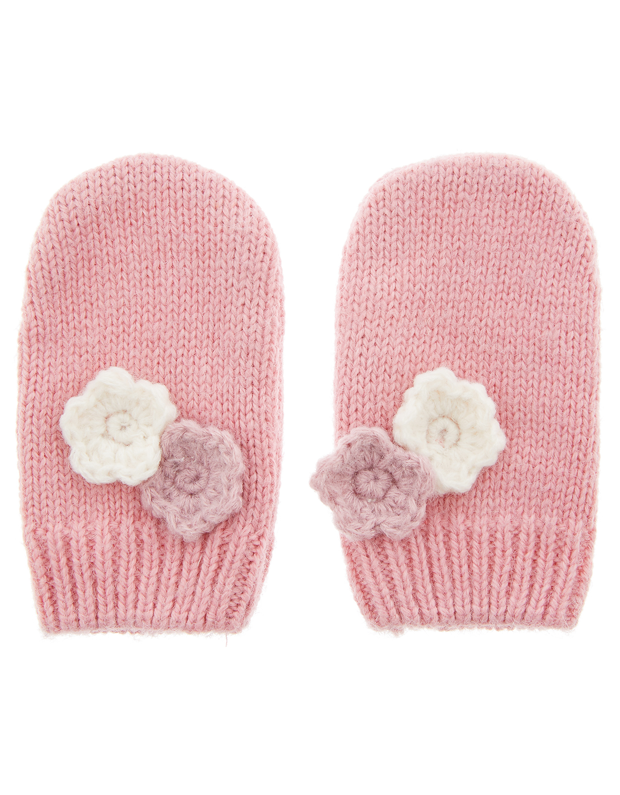 Monsoon Baby Kiera Cat Mittens