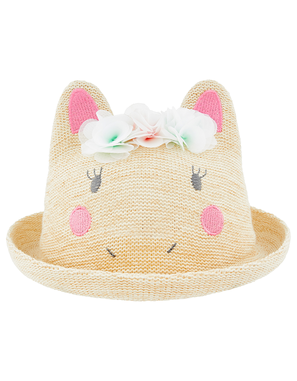 Monsoon Baby Sparkle Unicorn Bowler Hat