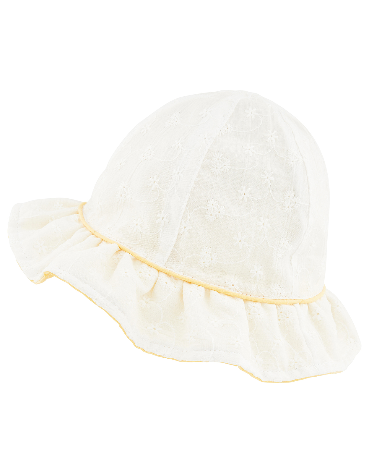 Monsoon Baby Broderie Hat