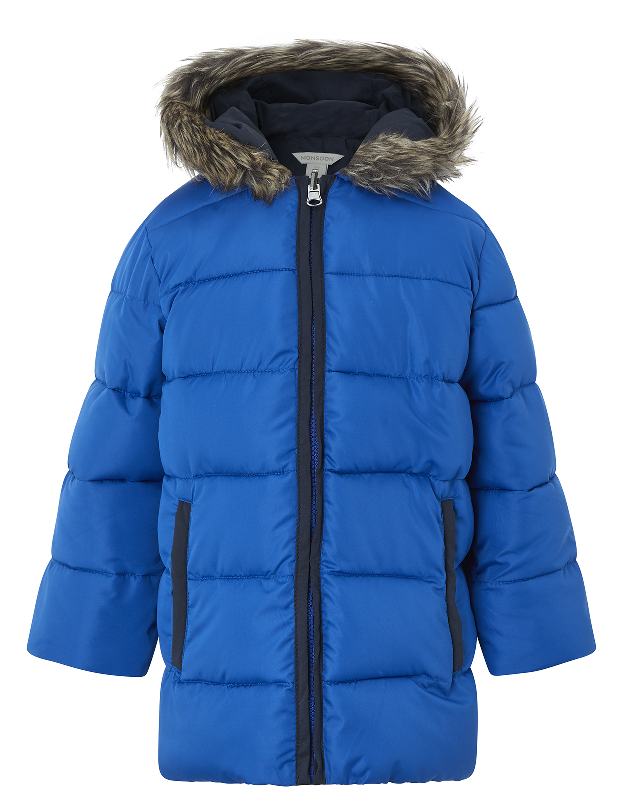 Monsoon Oscar Reversible Padded Coat