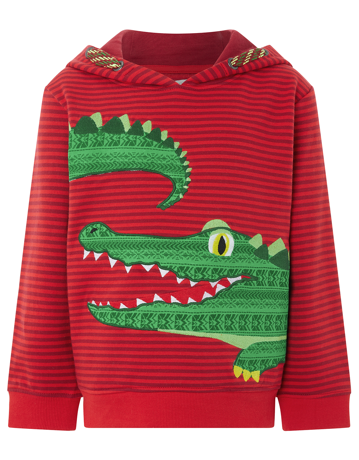 Monsoon Ashton Crocodile Hooded Jumper