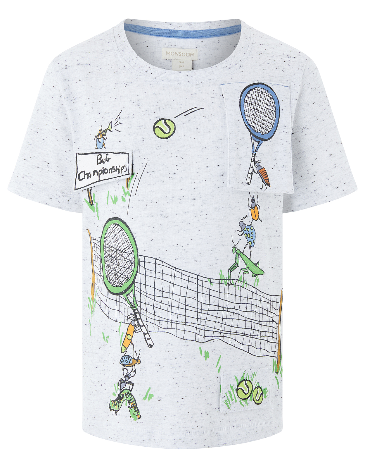 Monsoon Bug Championship Tee