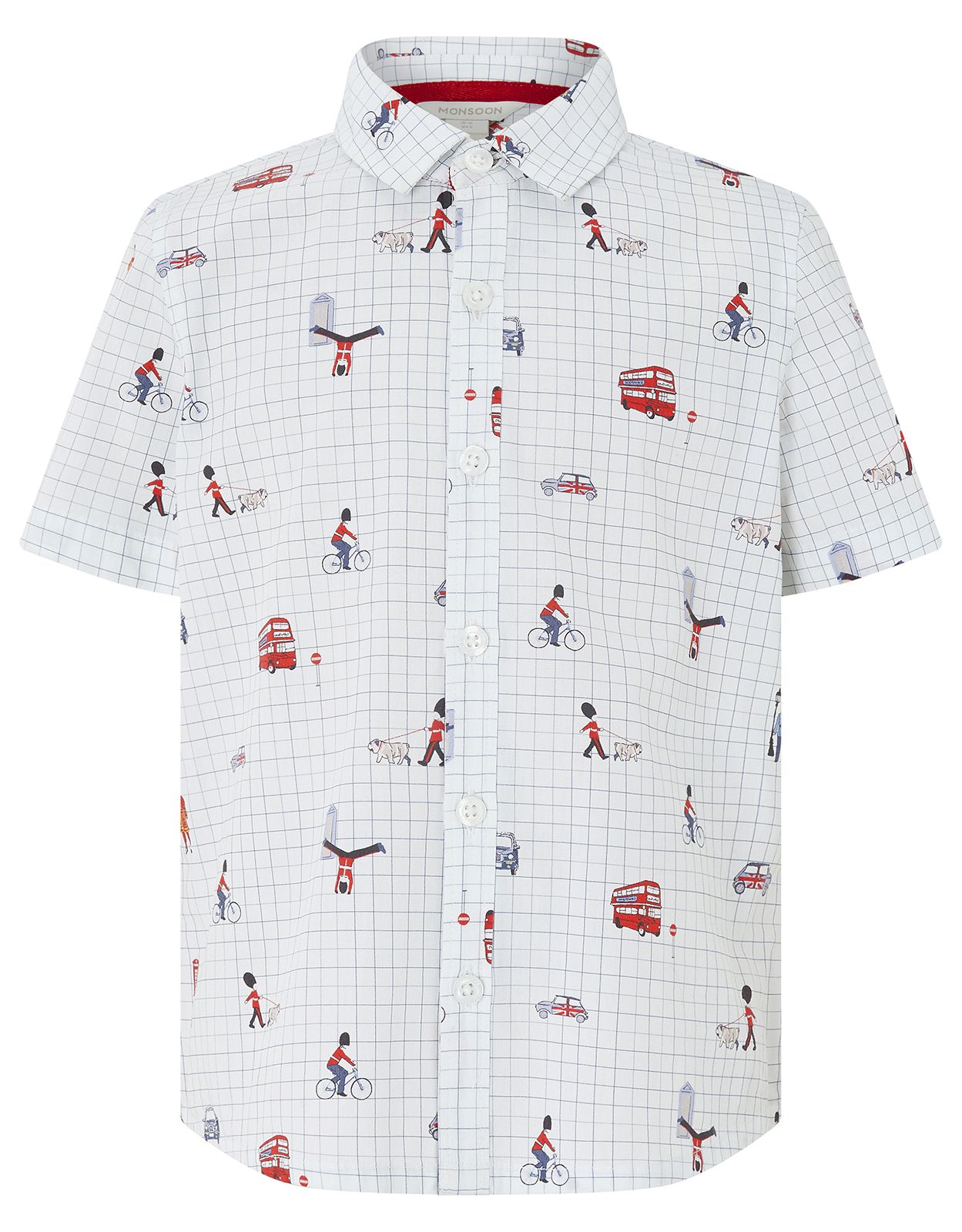 Monsoon REGGIE LONDON CHECK SHIRT