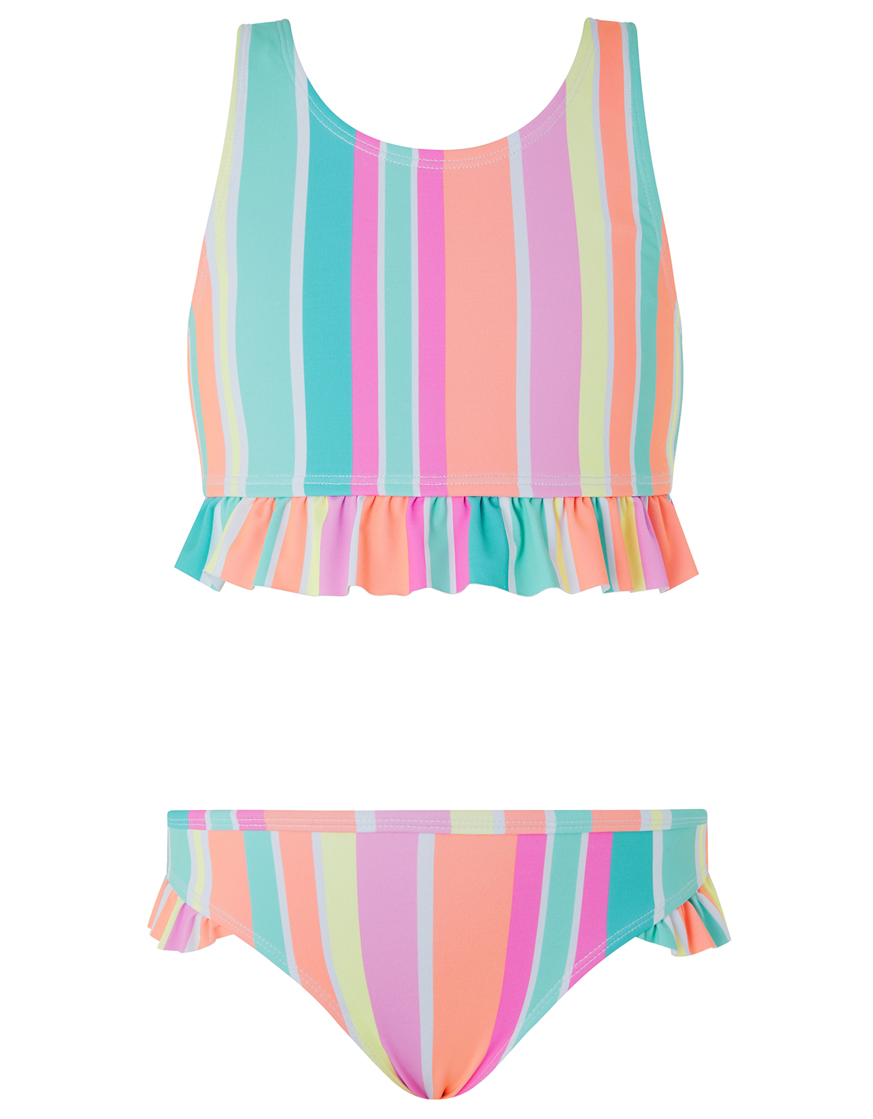 Monsoon Sibel Stripe Bikini