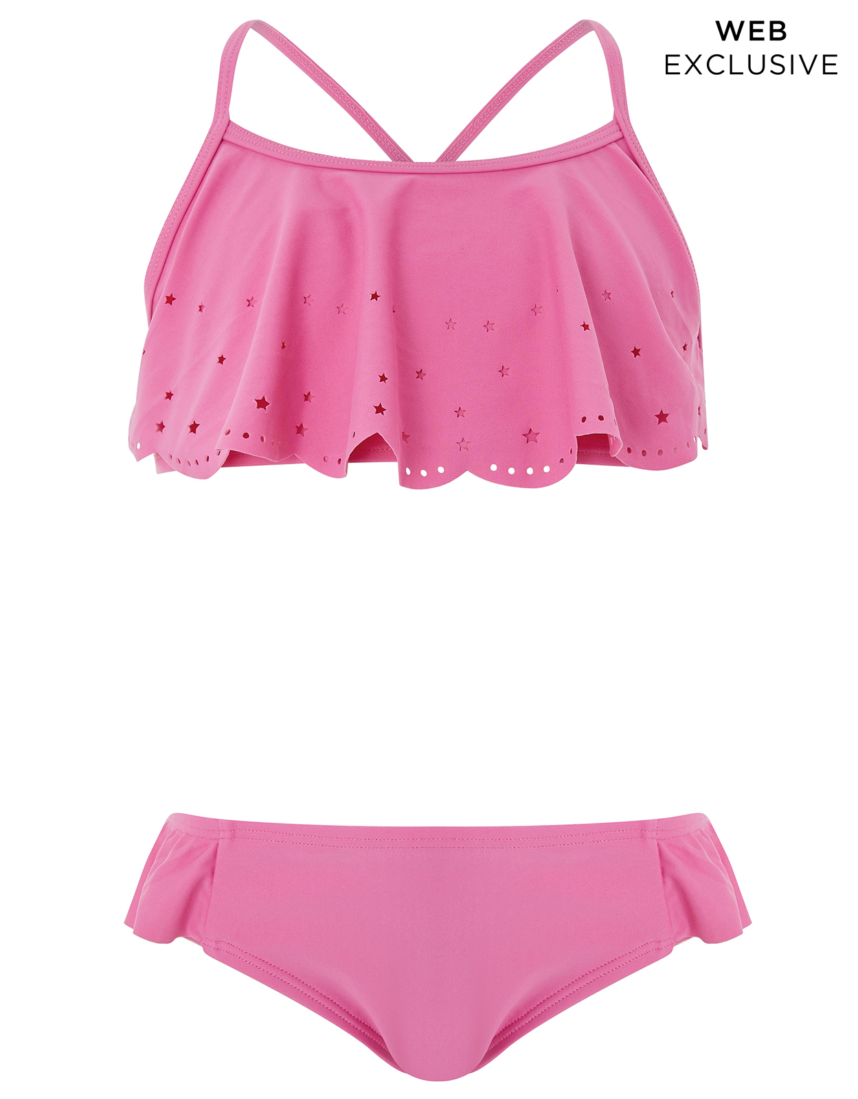 Monsoon Star Frill Bikini