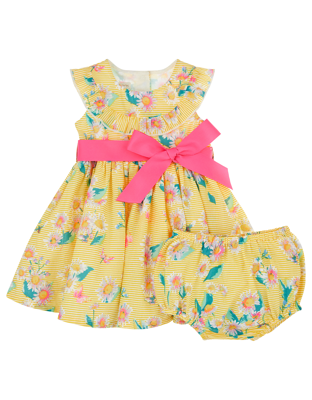 Monsoon Newborn Baby Dolly Dress