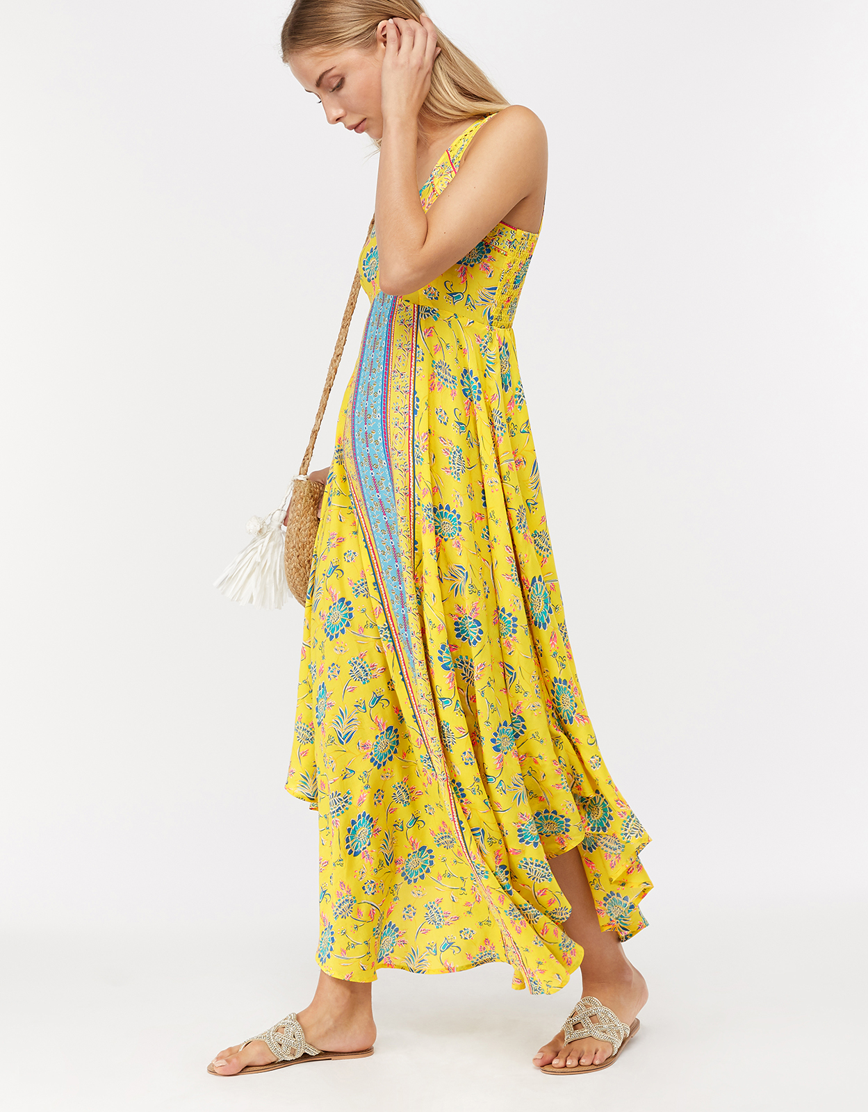 Monsoon Lorelle Maxi Dress