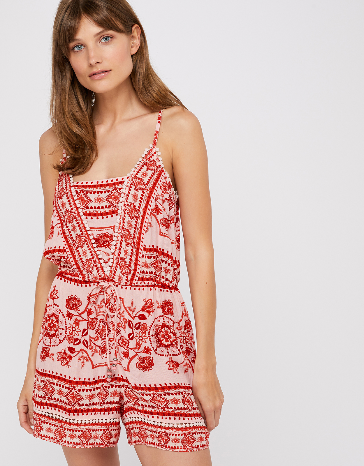 Monsoon Florence Playsuit