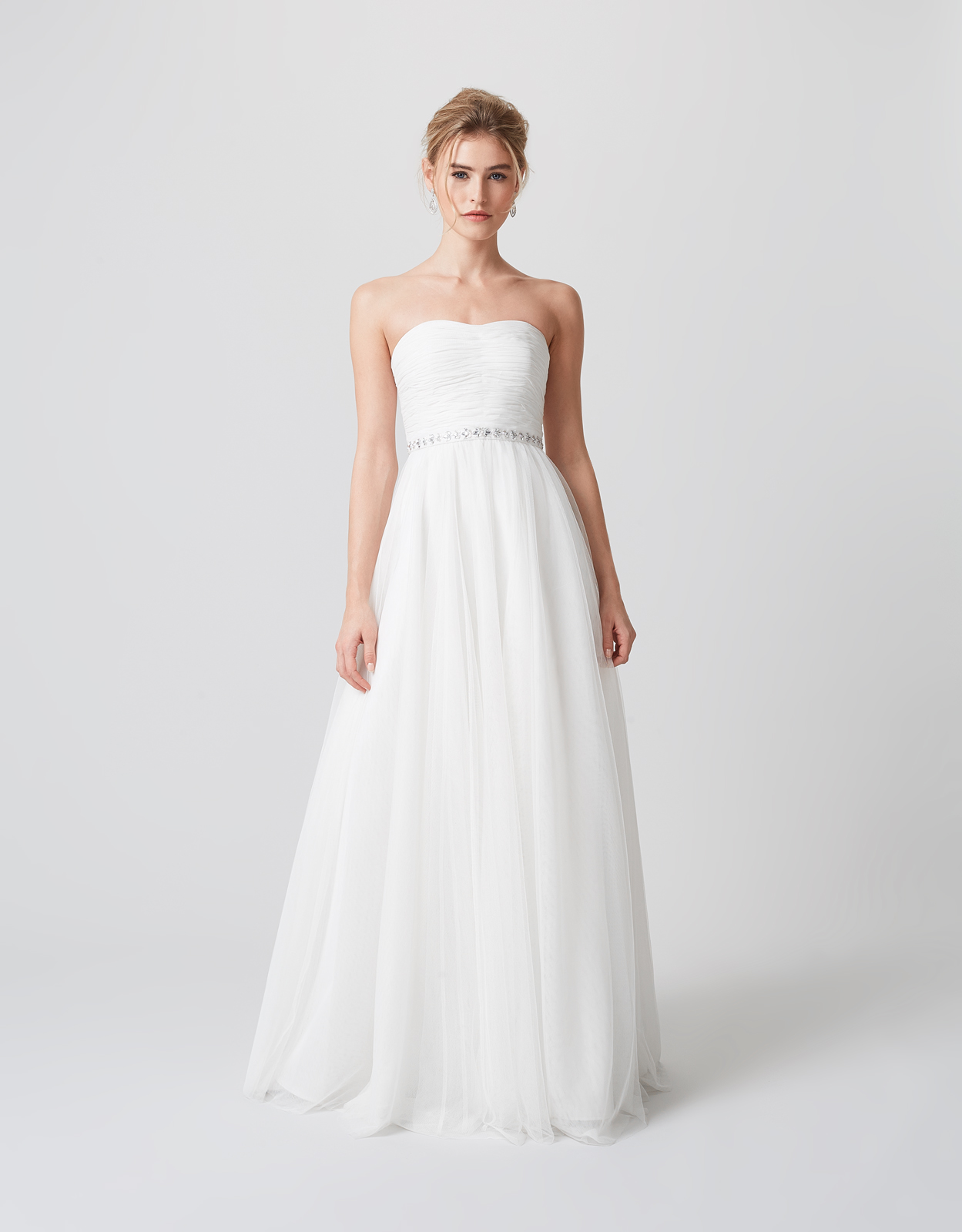 Monsoon Klara Embellished Bridal Dress