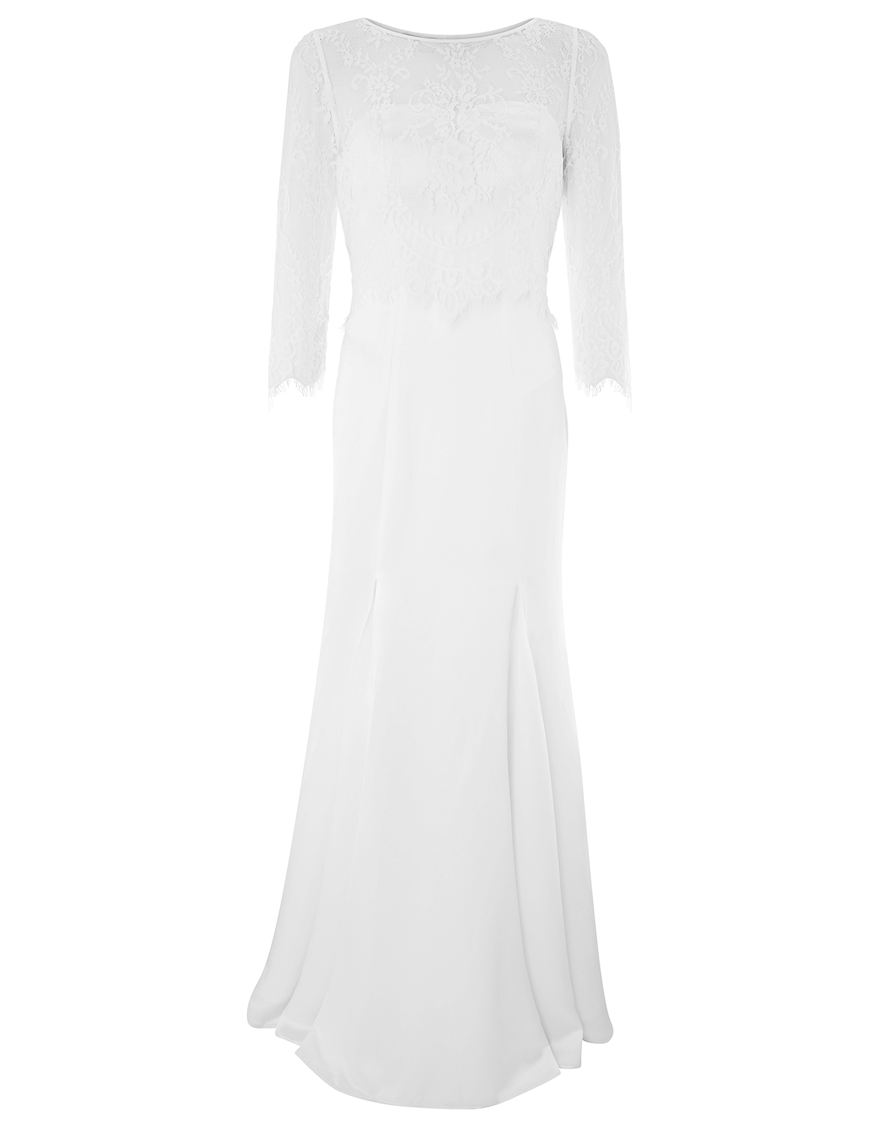 Monsoon Cynthia Bridal Maxi Dress