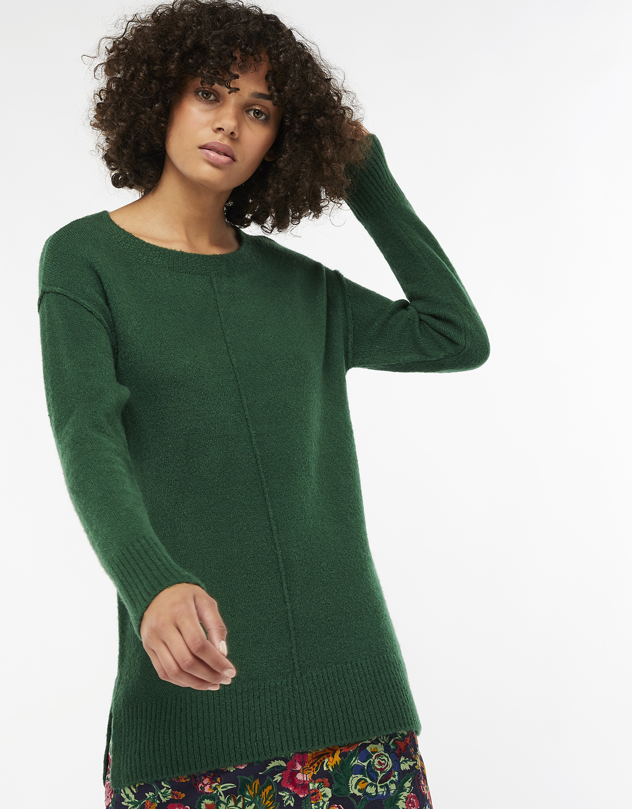 Monsoon Kaila Cosy Compact Jumper