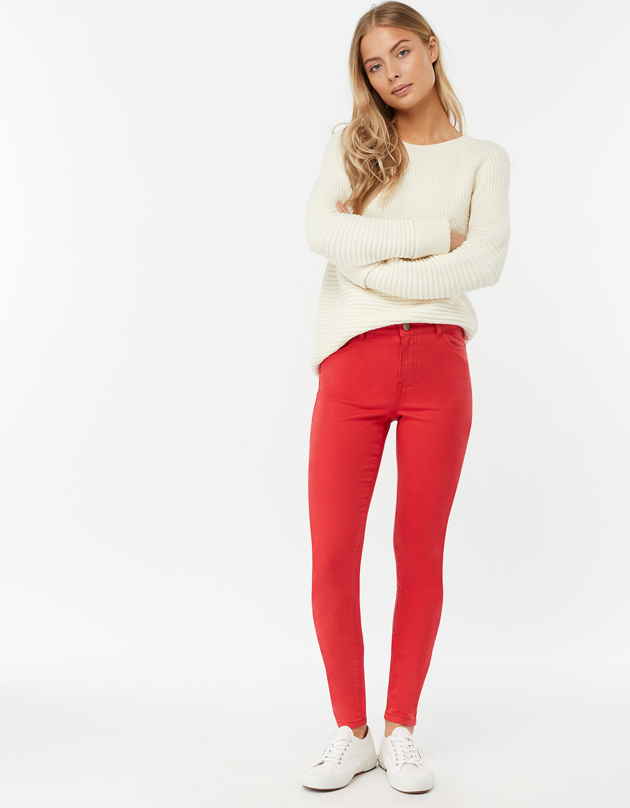 Monsoon Iris Regular Length Skinny Jeans