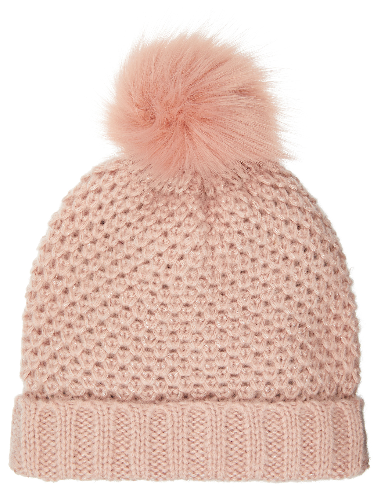 Monsoon Melina Matching Set Bobble Hat