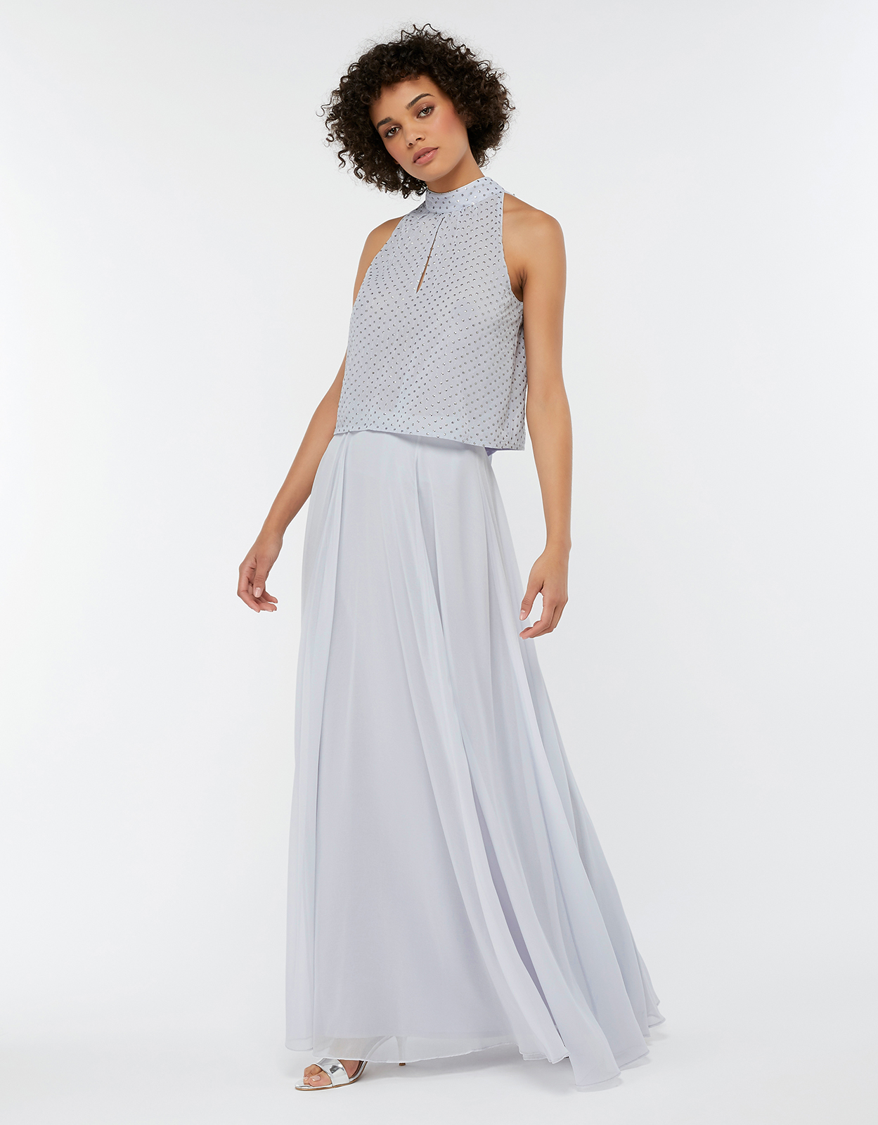 Monsoon Catriona Maxi Skirt